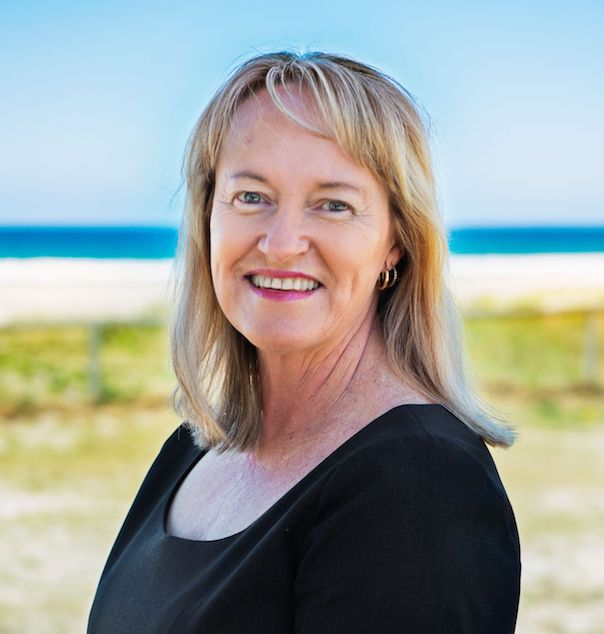 Anne Ryan Currumbin realty office manager
